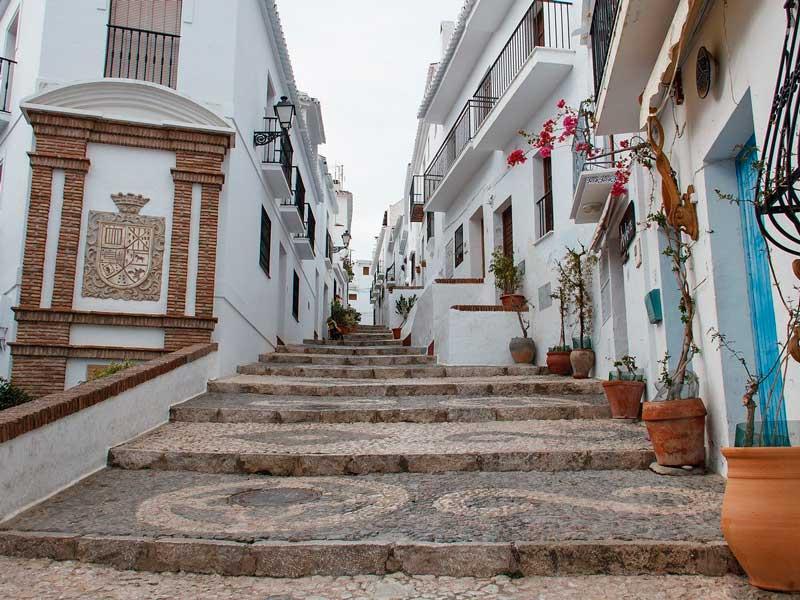 pueblos blancos de Málaga