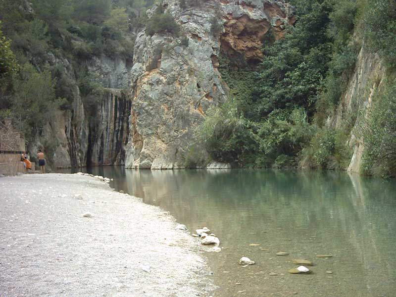 piscinas naturales en castellón