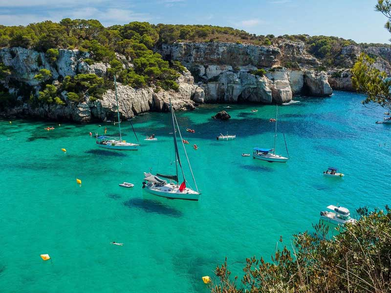 viajes buceo España